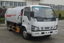 福龙马FLM5070ZYSQ5型压缩式垃圾车