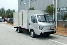 飞碟缔途国五其它厢式运输车82-140马力5吨以下(FD5040XXYD66K5-2)