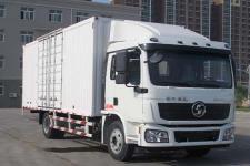 陕汽重卡 德龙L3000 4X2 6.8米厢式载货车