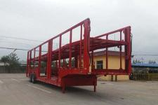 梁山天通13.6米12吨2轴乘用车辆运输半挂车(LML9200TCC)