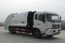 国五东风天锦12方压缩式垃圾车价格