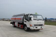江淮駿鈴6噸加油車18727982299(楚勝牌8.3方)