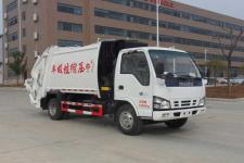 慶鈴五十鈴6方壓縮垃圾車價格