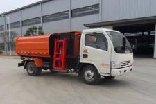 國5東風小多利卡掛桶垃圾車13607286060