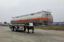 楚胜10.1米30.1吨2轴铝合金运油半挂车(CSC9353GYYLC)