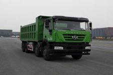 红岩其它撤销车型自卸车国五301马力(CQ3316HMDG336S)