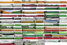 紅巖牌CQ3316HMVG396L型自卸汽車圖片