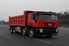 红岩牌CQ3316HMDG306L型自卸汽车