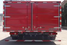 十通牌STQ2046XXYE5型越野廂式運輸車圖片