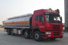 解放j6前四后六鋁合金運油車油罐車價格