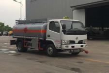 國五東風多利卡6方加油車價格