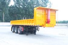 同强7.7米31.5吨3轴自卸半挂车(LJL9400ZHX)