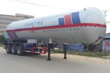 程力威牌CLW9404GYQC型液化气体运输半挂车图片