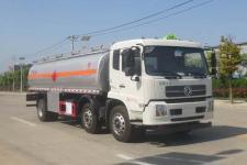 东风小三轴18吨运油车油罐车价格
