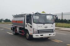 解放5吨加油车(汽油6方柴油 5.4方)