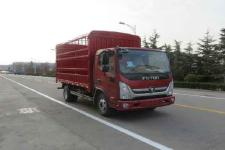 福田牌BJ5048CCY-A1型仓栅式运输车CTS
