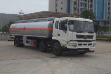 東風專底小三軸20噸油罐車運油車廠家