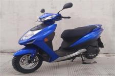 新本牌XB50QT-7C型两轮轻便摩托车图片