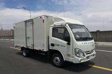 跃进国五其它厢式货车5吨以下(SH5032XXYPEGBNZ)