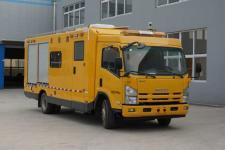 慶鈴700P搶險搶修車