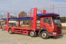 解放小三軸車輛運輸車價格