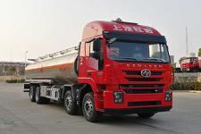 紅巖前四后八22噸25噸油罐車價格