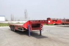 衡暢12.8米33.5噸3軸低平板半掛車(XJN9400TDP)
