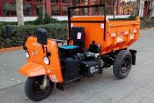 时风牌7YP-1175DC3型自卸三轮汽车图片