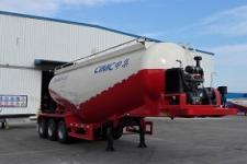 中集9.2米32.2吨3轴散装水泥运输半挂车(ZJV9402GSNJM)