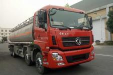 东风天龙22吨25吨铝合金运油油罐车价格