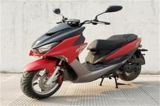 新本牌XB50QT-8C型两轮轻便摩托车图片