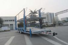 通华12米7.2吨2轴中置轴车辆运输挂车(THT9150TCL)