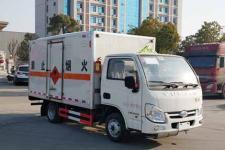 专威国五其它厢式货车87-120马力5吨以下(HTW5030XRYNJ)