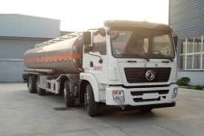 程力威牌CLW5311GYYLE5型铝合金运油车