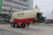 盛润6.9米28吨2轴下灰半挂车(SKW9350GXH)