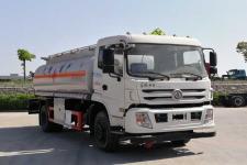 東風專底10噸運油車油罐車價格