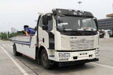 解放20吨拖吊联体清障车厂家直销价格最低
