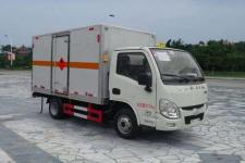华通牌HCQ5036XRQSH5型易燃气体厢式运输车价格