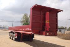 中郓畅达9米31.9吨3轴自卸半挂车(XSQ9402ZHX)