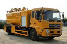 东风天锦高压清洗吸污车厂家直销价格咨询13035199399