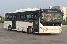 8.2米 中通纯电动城市客车(LCK6826EVGA1)