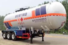 程力威12.3米29.6吨3轴液化气体运输半挂车(CLW9402GYQD)