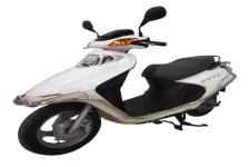 巴本牌BB100T-2E型两轮摩托车