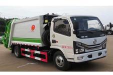 東風國六5方壓縮式垃圾車價格