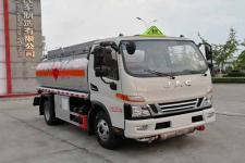 江淮5吨加油车价格