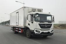 东风牌DFH5180XLCEX5A型冷藏车图片