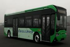 10.5米中国中车纯电动城市客车