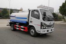 国六东风5吨洒水车厂家直销价格