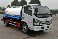 國六東風5噸灑水車廠家直銷價格
