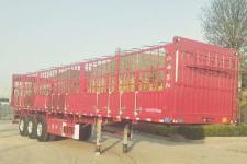 荟阳汽车10.5米33.9吨3轴仓栅式运输半挂车(HYV9401CCY)
